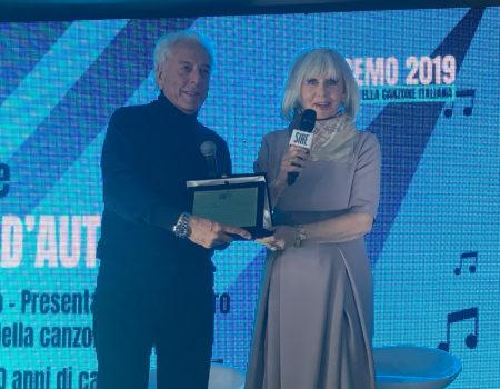 Durante il Festival di Sanremo 2019, Jacqueline Savio riceve dalle mani di Mario Lavezzi la targa SIAE per Totò Savio come riconoscimento del suo immenso valore che ha dato alla musica italiana.